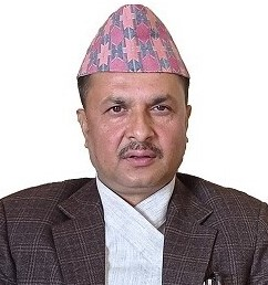 Mr. Arjun Prasad Pokharel
